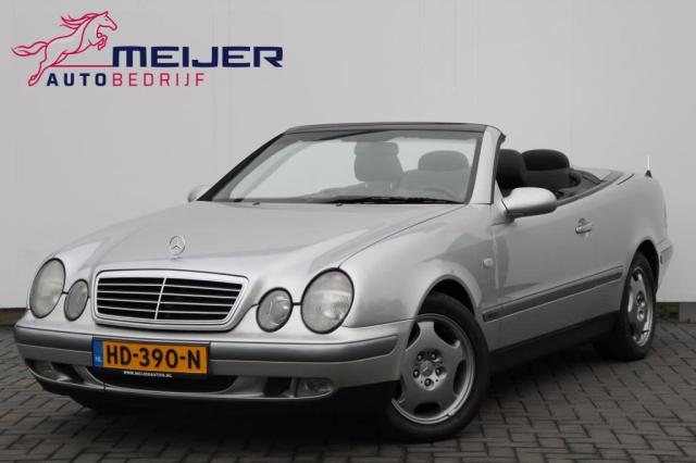 Mercedes-Benz-CLK-Klasse